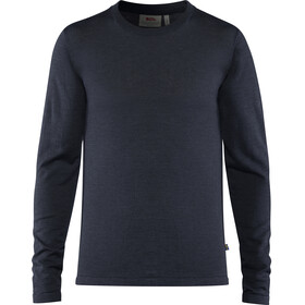 Fjällräven High Coast Lite Merino Strick Shirt Herren night sky